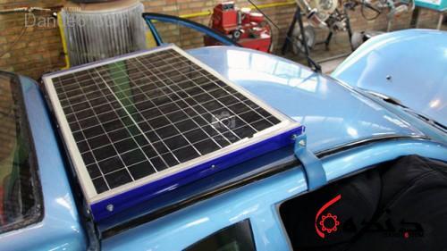 خودرو برقی قاصدک-5