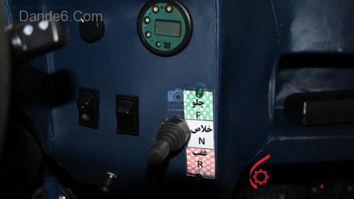 خودرو برقی قاصدک-6