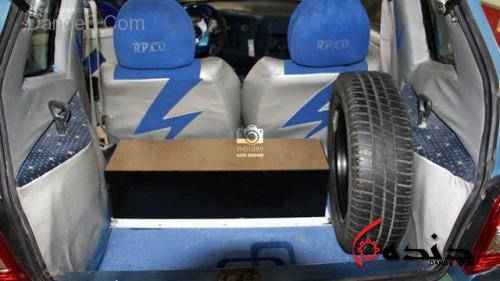 خودرو برقی قاصدک-7