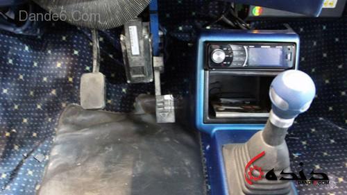 خودرو برقی قاصدک-8