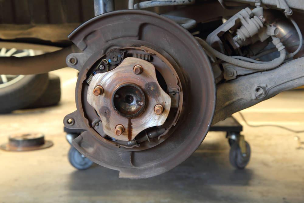Brake Proportioning Valve Suzuki Esteem