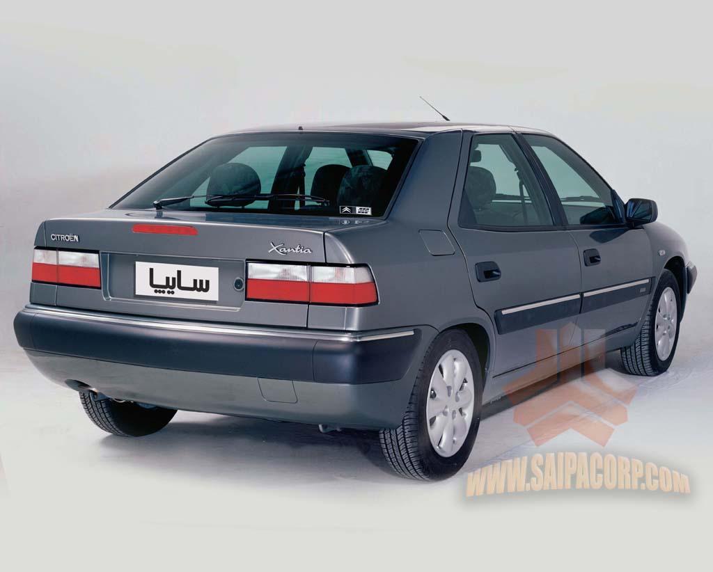 قیمت ماشین زانتیا در ایران