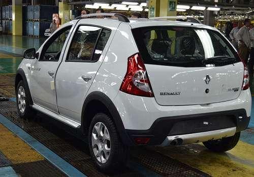 قیمت جدید ماشین ساندرو استپ وی