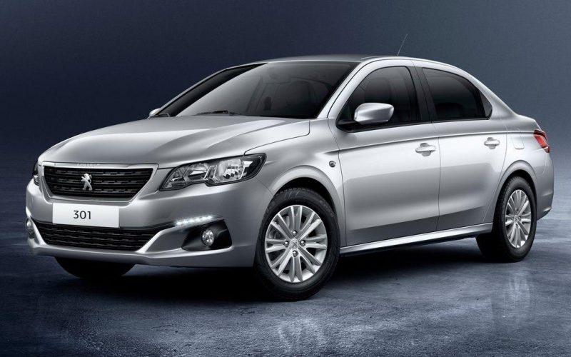 پژو 301 جدید، محصول جدید ایران خودرو