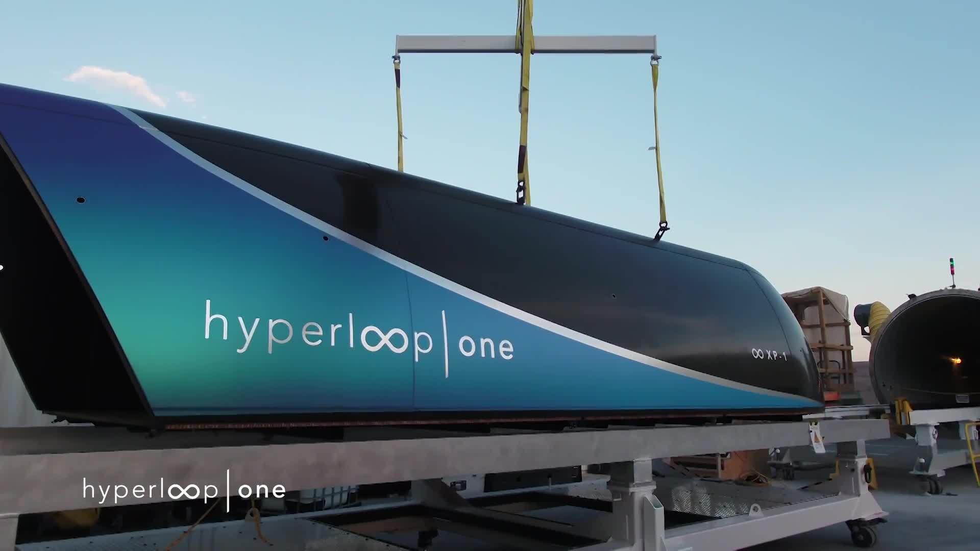 dreaming of hyperloop