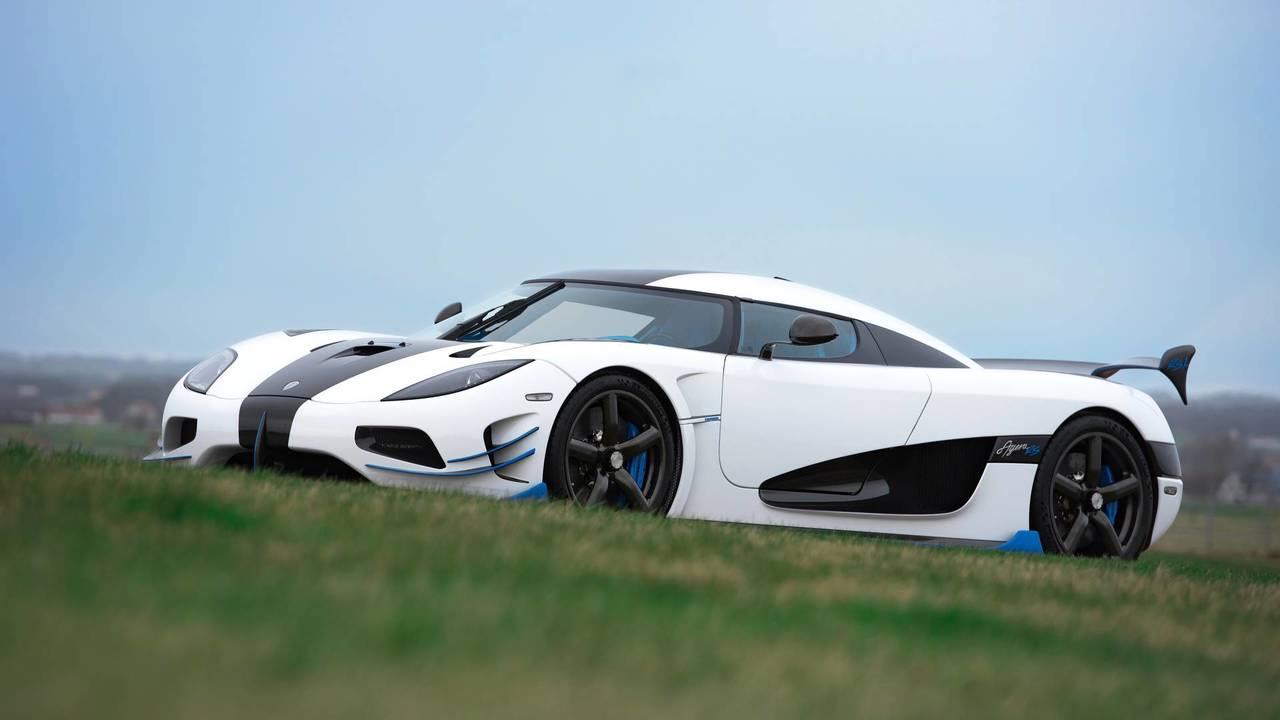 خودروهایی که از خودروهای فرمول وان سریعتر هستند