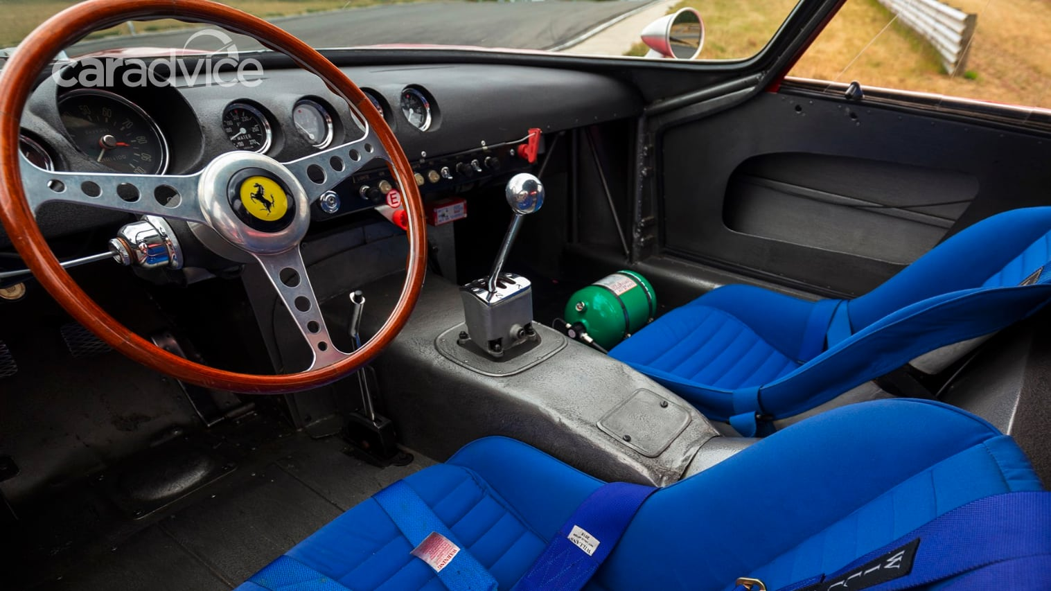 فراری 250 GTO