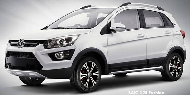 نگاهی به با یک X25 ، رهاورد جدید دیار خودرو برای بازار ایران