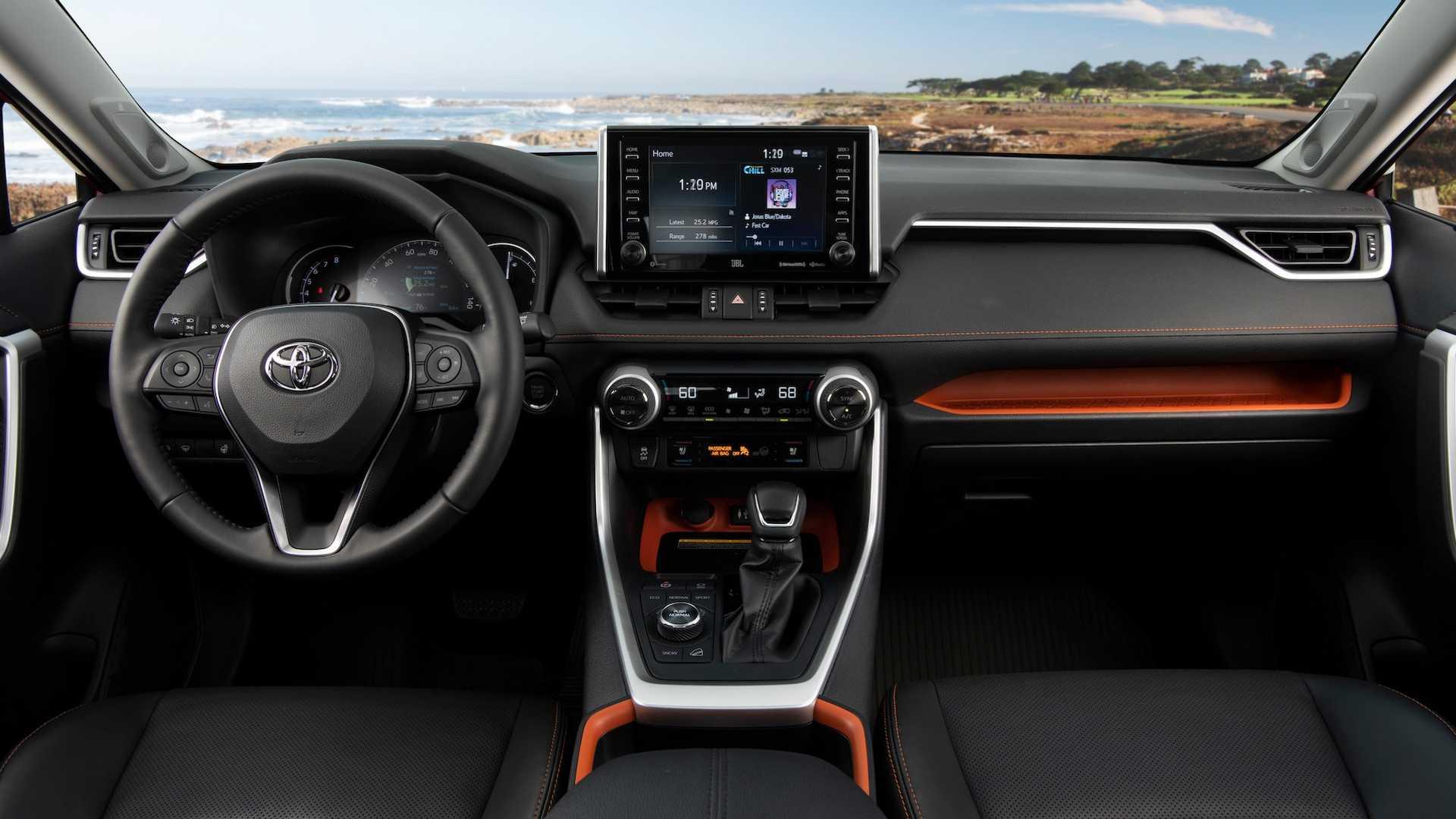 بررسی تویوتا راو 4 مدل 2019
