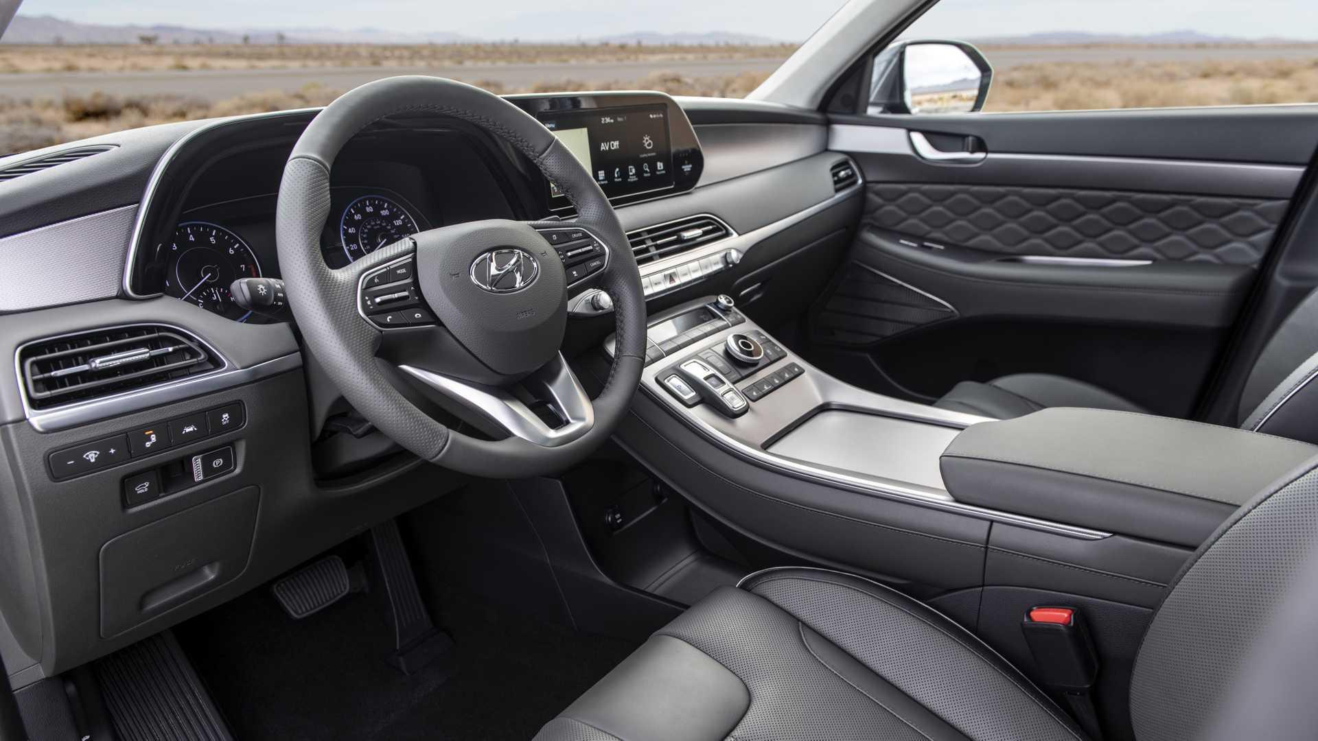 هیوندای پالیسید - Hyundai Palisade