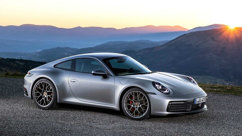 پورشه 911 کاررا S مدل 2020